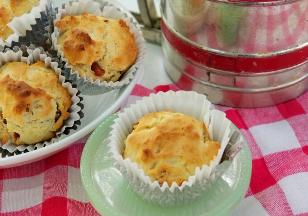 Bacon Muffins Recipe