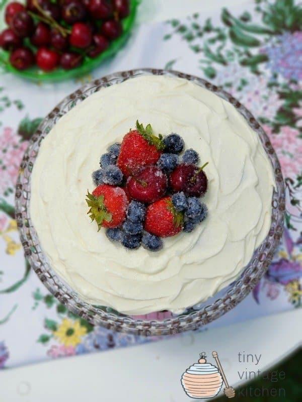 Homemade Cake Recipe