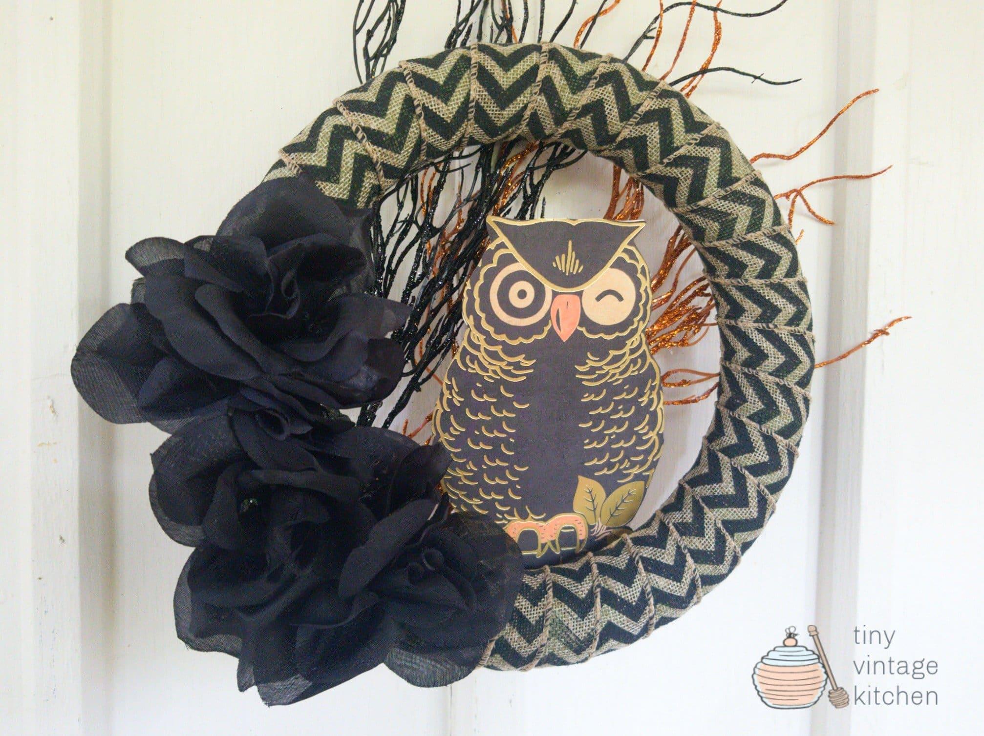 Halloween Wreath Crafts
