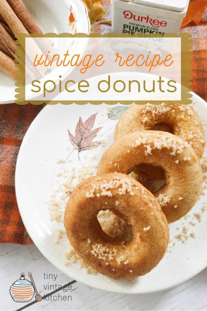 Baked Donuts Recipe