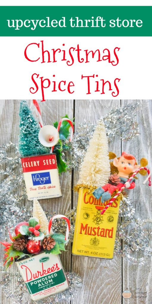 Upcycled Christmas Crafts