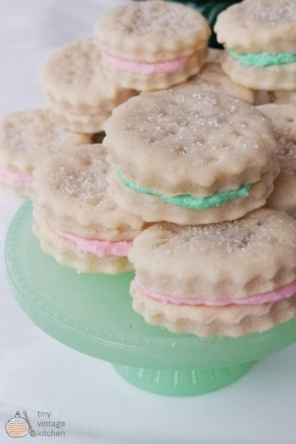 Cream Wafers Recipe